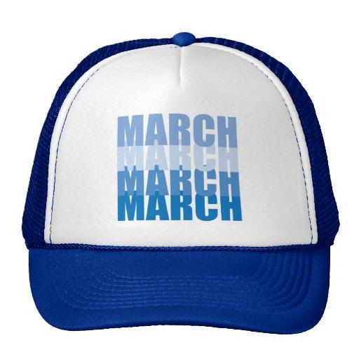 Gorra de la banda