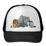 Gorra de la banda de jarro del safari