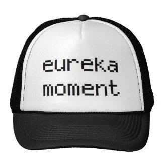 Gorra de la banda del momento de Eureka