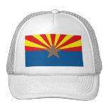 Gorra de la bandera de Arizona