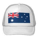 Gorra de la bandera de Australia