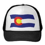 Gorra de la bandera de Colorado