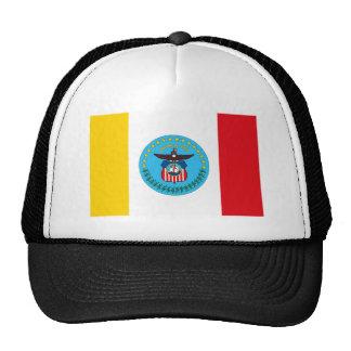 Gorra de la bandera de Columbus Ohio