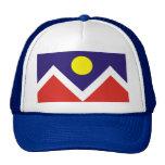 Gorra de la bandera de Denver