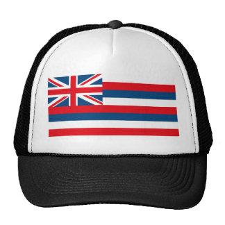 Gorra de la bandera de Hawaii