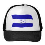 Gorra de la bandera de Honduras
