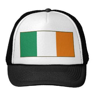 Gorra de la bandera de Irlanda