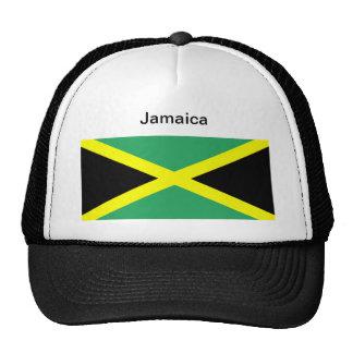 Gorra de la bandera de Jamaica