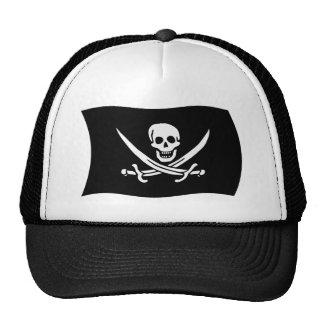 Gorra de la bandera de Juan Rackham