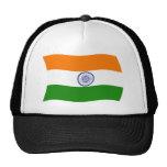 Gorra de la bandera de la India