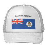 Gorra de la bandera de las Islas Caimán