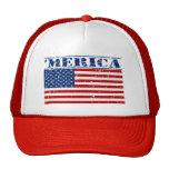 'Gorra de la bandera de MERICA los E.E.U.U. - apen