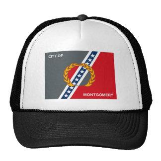 Gorra de la bandera de Montgomery