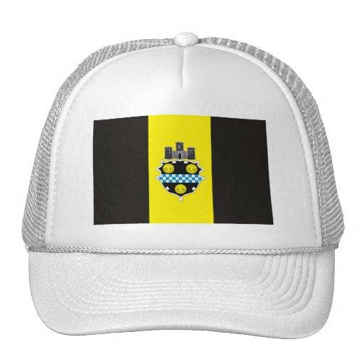 Gorra de la bandera de Pittsburgh