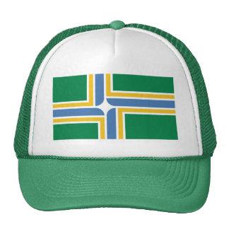 Gorra de la bandera de Portland Oregon