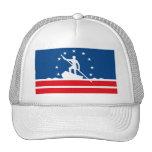 Gorra de la bandera de Richmond