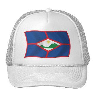 Gorra de la bandera de Sint Eustatius