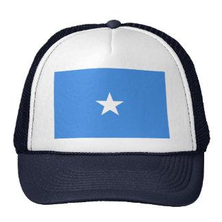 Gorra de la bandera de Somalia
