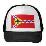 Gorra de la bandera de St. Louis