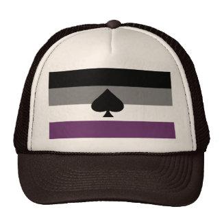 Gorra de la bandera del as