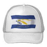 Gorra de la bandera del atolón de Johnston