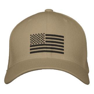 Gorra de la bandera del bombero gorras bordadas