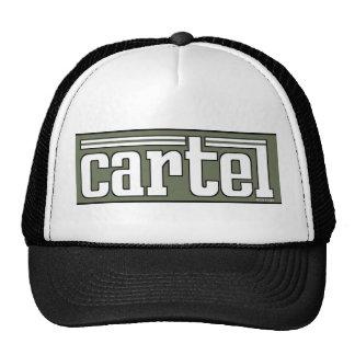 Gorra de la bandera del cártel