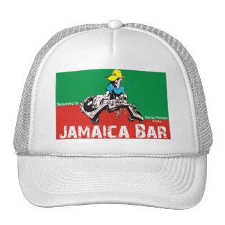 Gorra de la barra de Jamaica