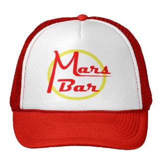 Gorra de la barra de Marte