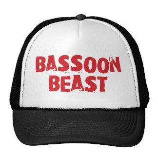 Gorra de la bestia del Bassoon