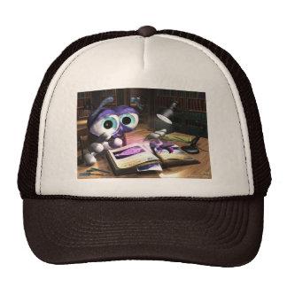 gorra de la biblioteca 2K's