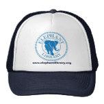 Gorra de la biblioteca del elefante