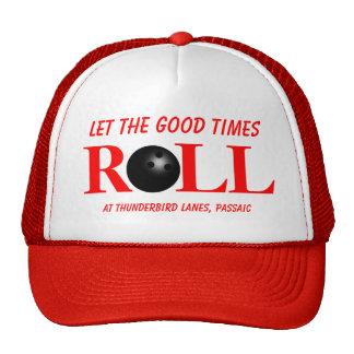 Gorra de la bolera