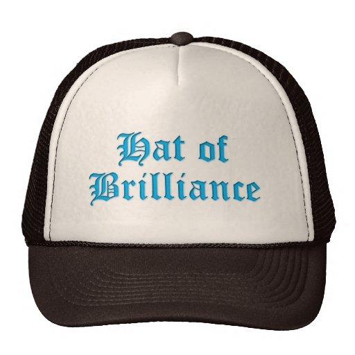 Gorra de la brillantez (Engilsh viejo)