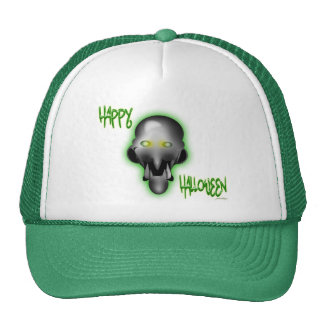 Gorra de la bruja del feliz Halloween