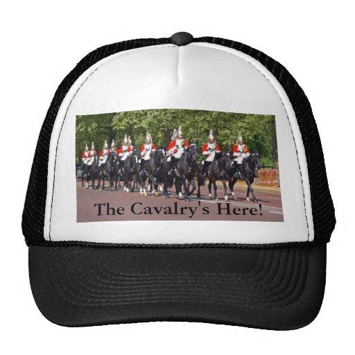 Gorra de la caballería