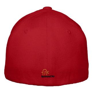 Gorra de la cabeza de la ciudad de la espátula gorra de beisbol bordada