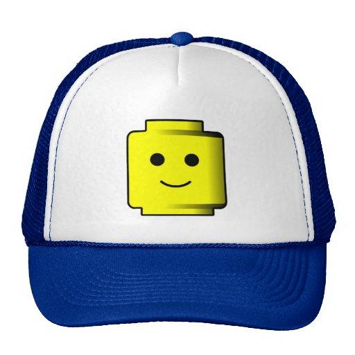 Gorra de la cabeza del bloque hueco