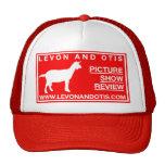 Gorra de la cabra de Levon y de Otis