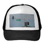 Gorra de la calle principal