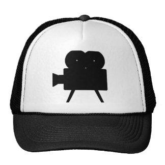 Gorra de la cámara