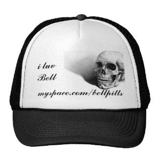 gorra de la campana del luv i