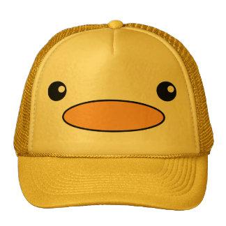 Gorra de la cara del pato