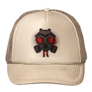 Gorra de la careta antigás de la pesadilla del pro