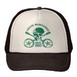 Gorra de la casa de fieras de la hierba
