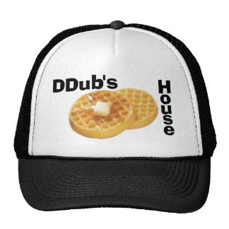 Gorra de la casa de la galleta de DDub