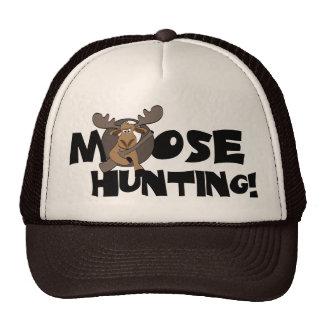 Gorra de la caza de los alces