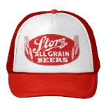 Gorra de la cerveza de Storz del vintage