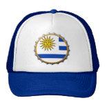 Gorra de la cerveza de Uruguay