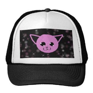 Gorra de la chispa del gato del gatito